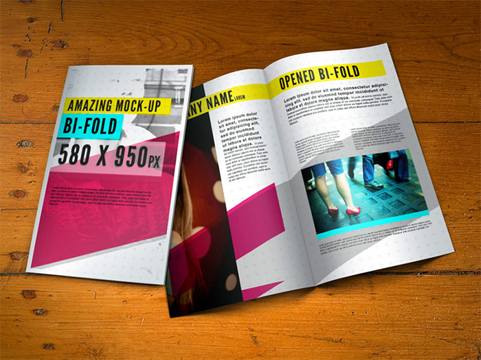 Free Brochure PSDs You Can Download Hongkiat - Brochure templates psd free download