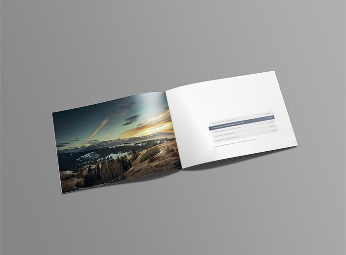 Free Brochure PSDs You Can Download Hongkiat - Free brochure templates psd