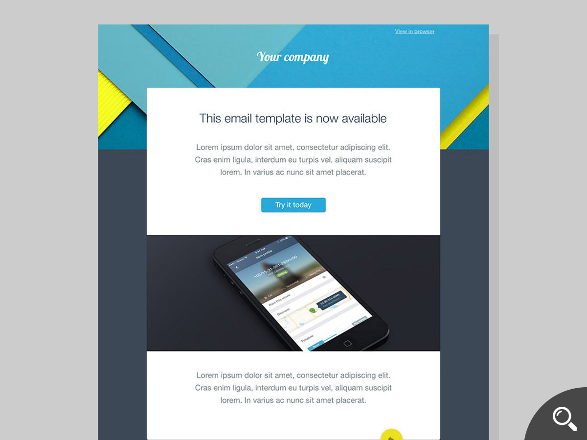 email-template newsletter template