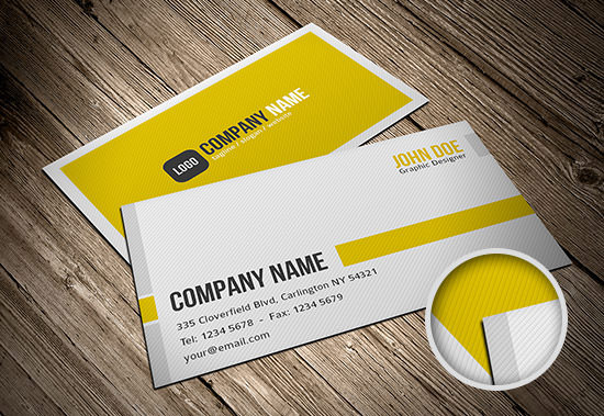 Freebie release 10 business card templates psd hongkiat businesscard template 4 preview front back download wajeb Images