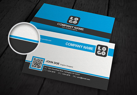 Freebie Release Business Card Templates PSD Hongkiat - Front and back business card template