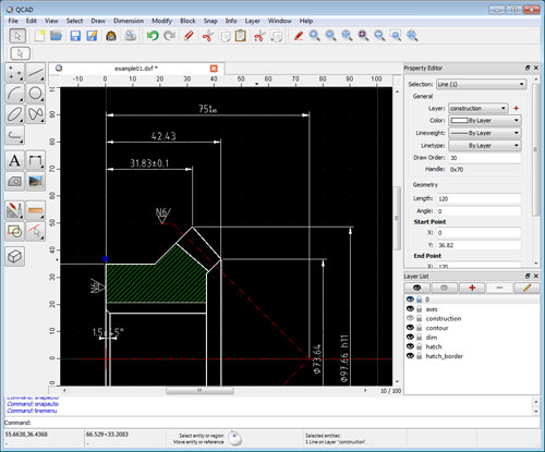 free technical drawing software for windows 10