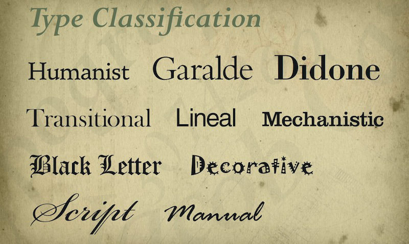 type-classification-ebook