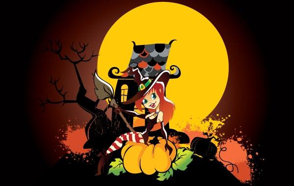 Funny Halloween Art