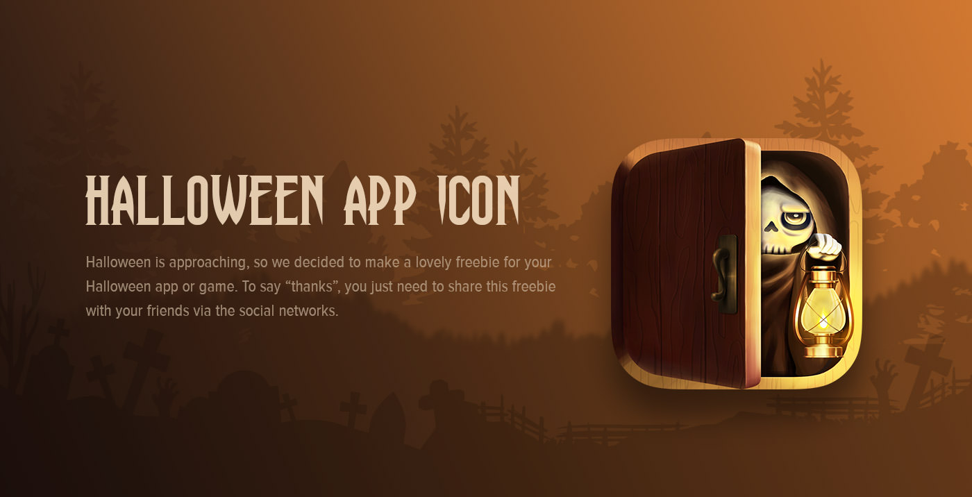 halloween app icon