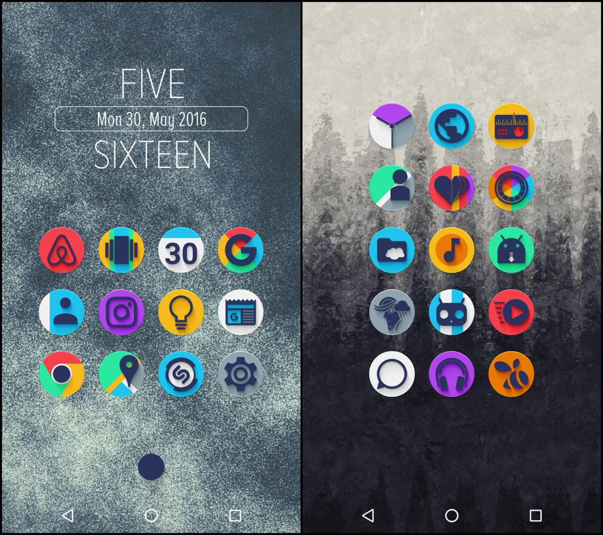 Almug - Icon Pack for Android