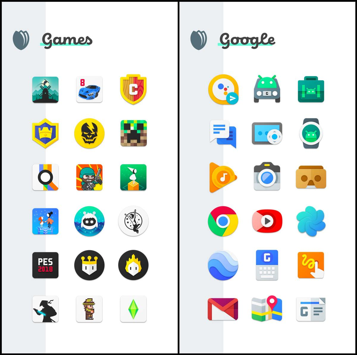 Minty Icons Free for Android