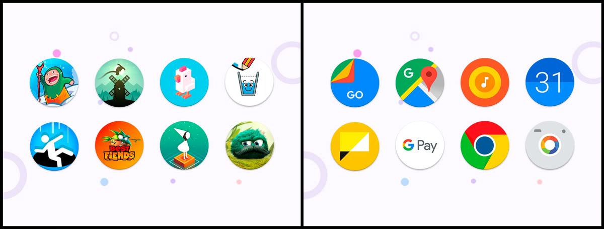 Pixel Pie Icon Pack for Android