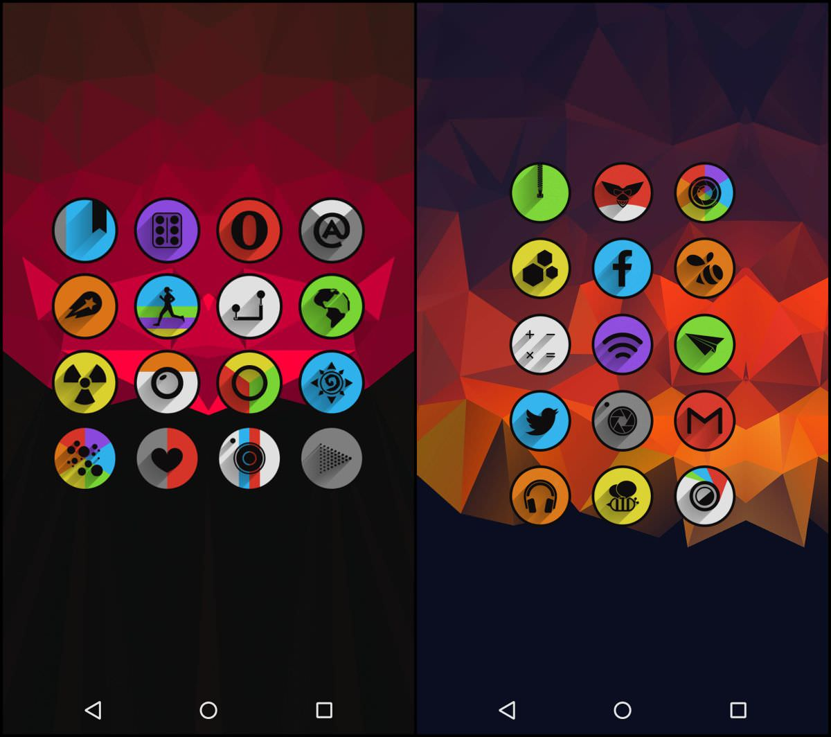Umbra - Icon Pack for Android