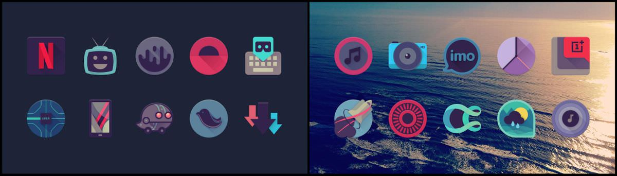 Viral - Free Icon Pack for Android