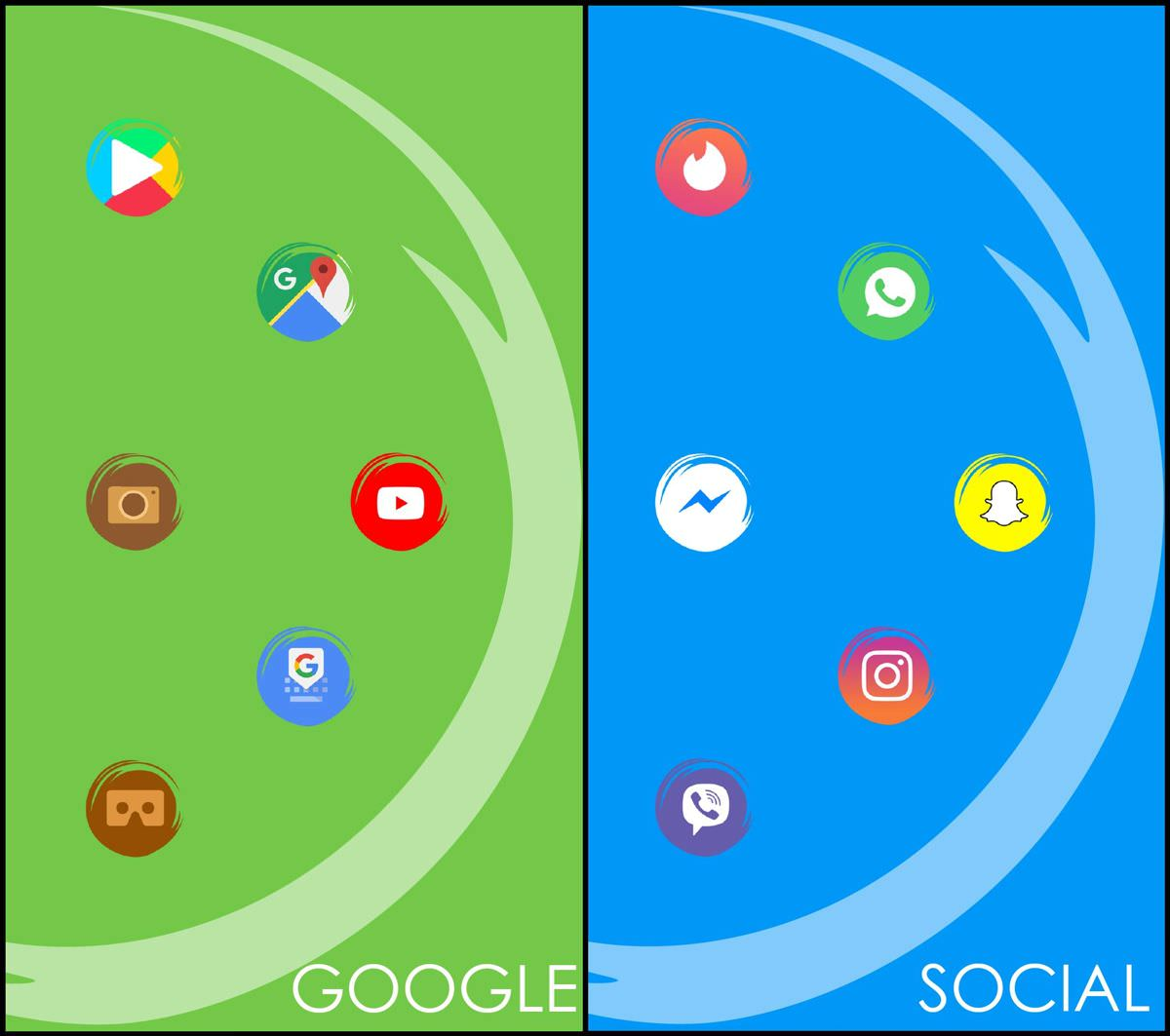 Vlyaricons - Icon Pack for Android