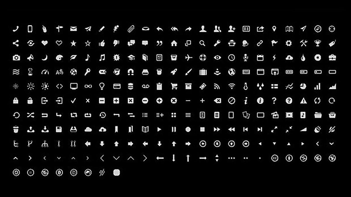 free symbol fonts