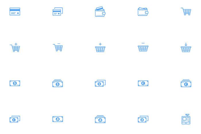 free multi-purpose iconsets