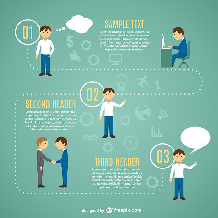 looking-for-job-infographic-template