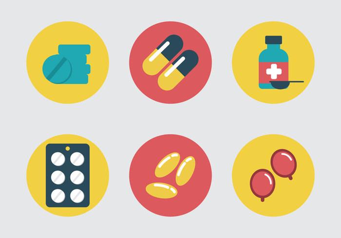 circle-medicine-icons