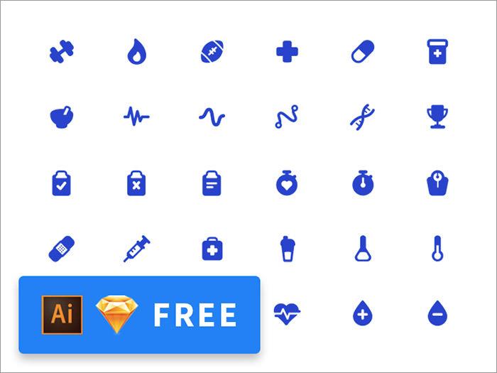 fitnes-icons