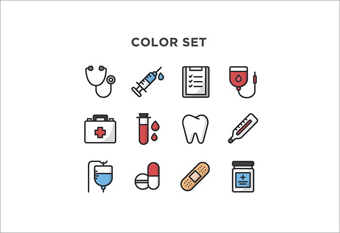 free-medical-icons-sketch