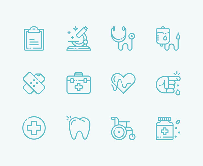 health-care-icons