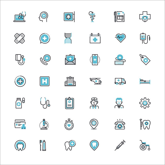 healthcare-free-psd-icons