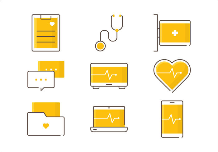 vector-healthcare-service-icons