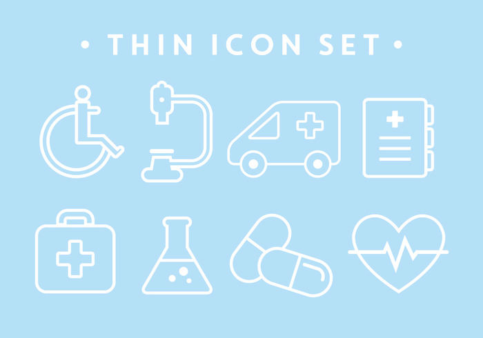 vector-medical-icons