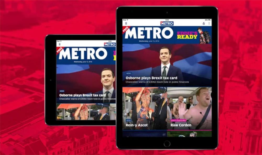 Metro Newspapers