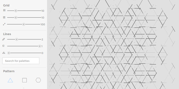 8 Free Pattern Generators To Create Repetitive Pattern Background Hongkiat