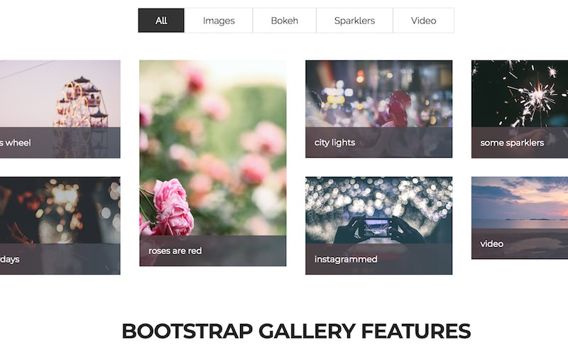 bootstrap-gallery