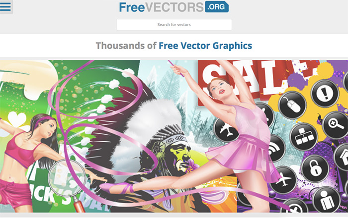 50 Websites For Free Vector Images Download - Hongkiat