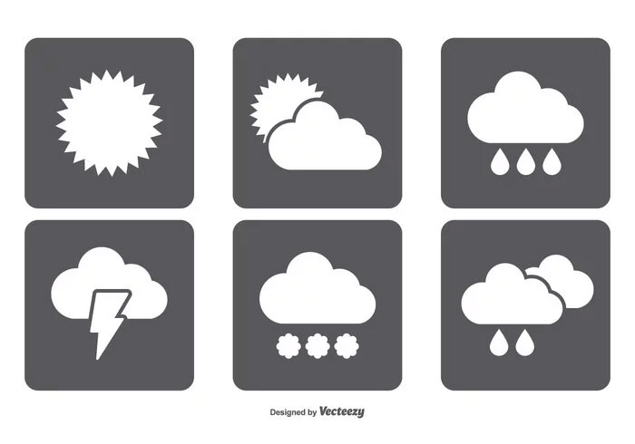 free-vector-weather