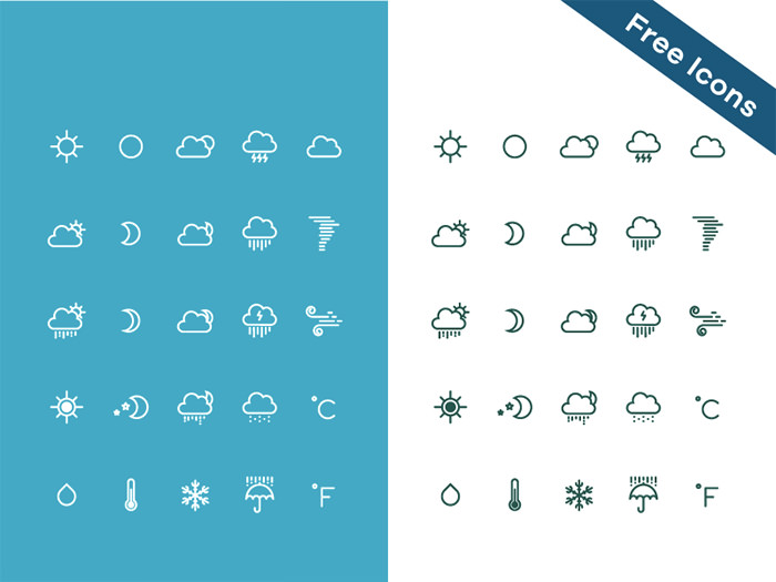 weatherfreeicons