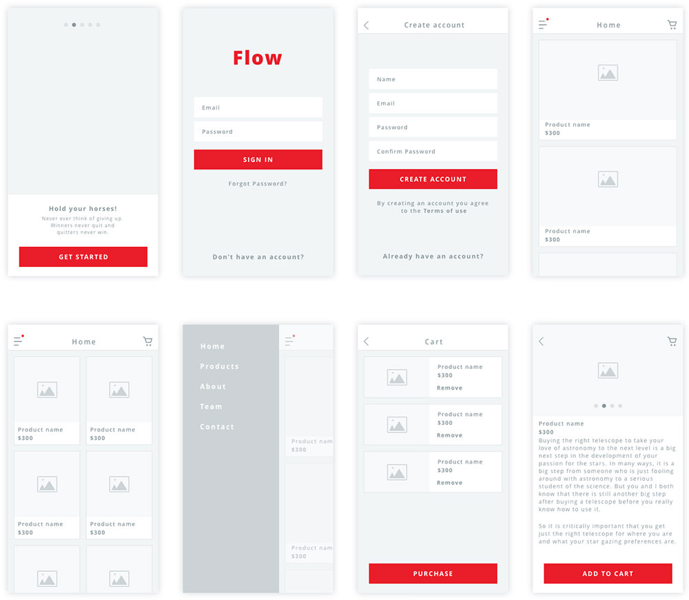 Flow iOS Kit