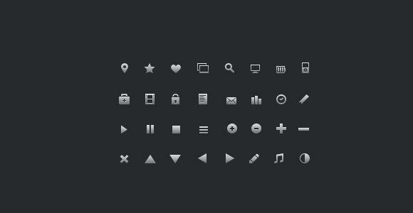 tiny icons