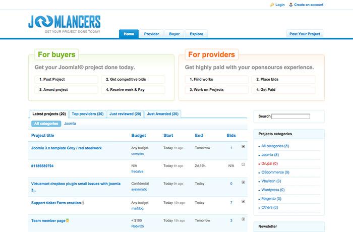 Joomlancers