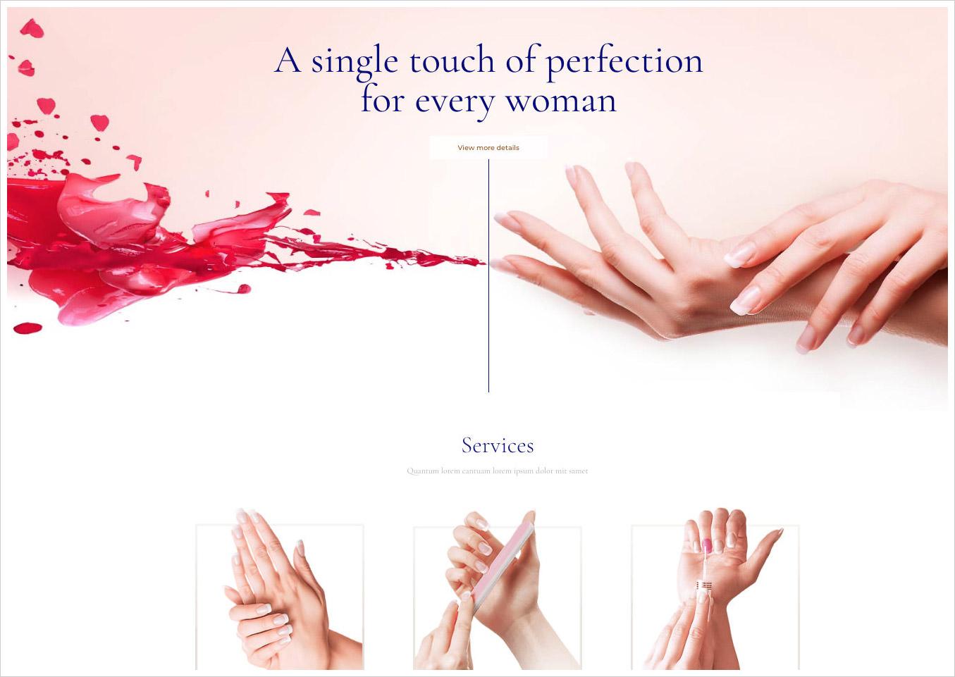 be manicure