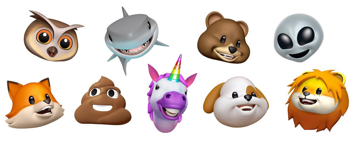 Use Animoji on iPhone X or later iPhones