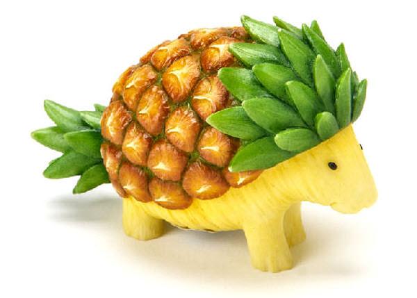 pineapple porcupine