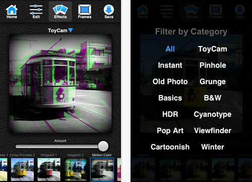 BeFunky Photo Editor Pro for iPhone
