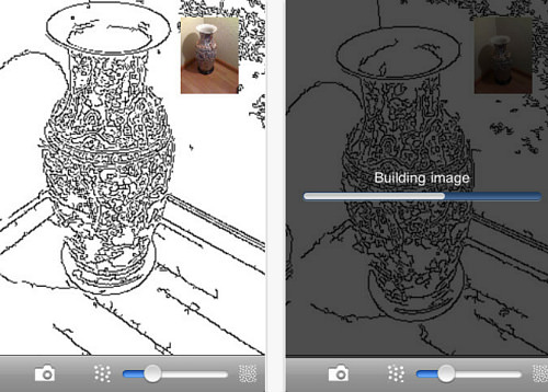 Camera Sketcher for iPhone