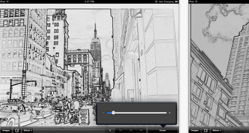 RoughSketcher for iPad