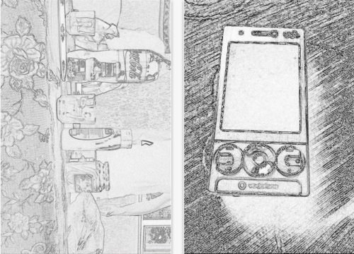 Sketch Camera Pro for iPhone