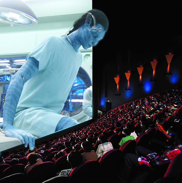 The Future Of Cinematic Pleasure: 3D Movies & Beyond - Hongkiat