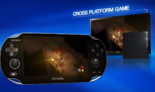 sony cross play