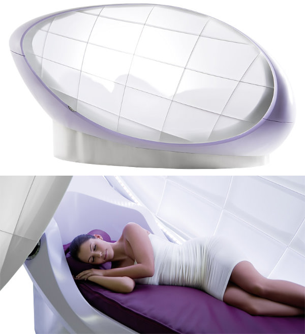 Concoon Bed
