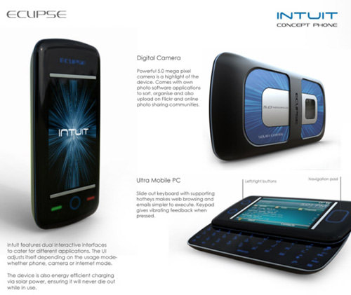 Eclipse Intuit Phone