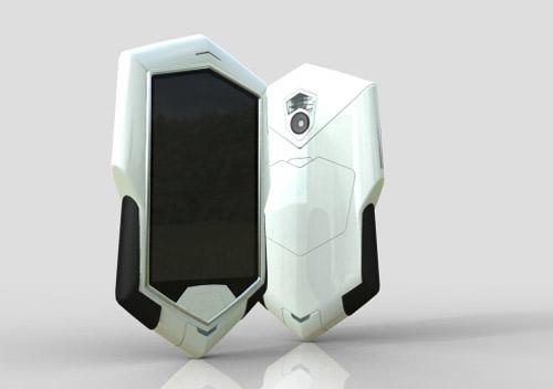 LG Traveler Concept Phone