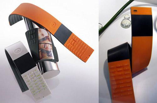 NEC's Tag Phone Concept