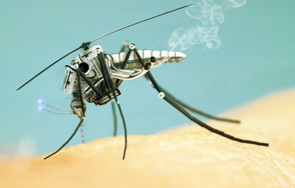 Mechanical Mosquito
