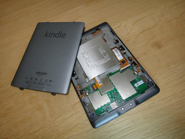 amazon kindle: after