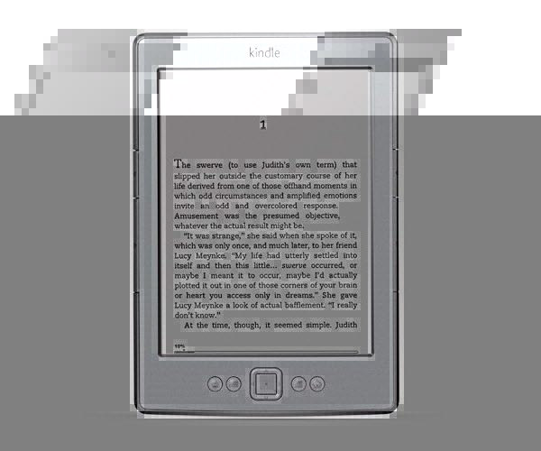 amazon kindle: before